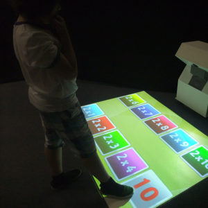 Interactive mathematical learning
