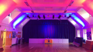 Sound and lighting education